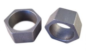 Weld on nuts