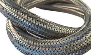 Steel braided protection